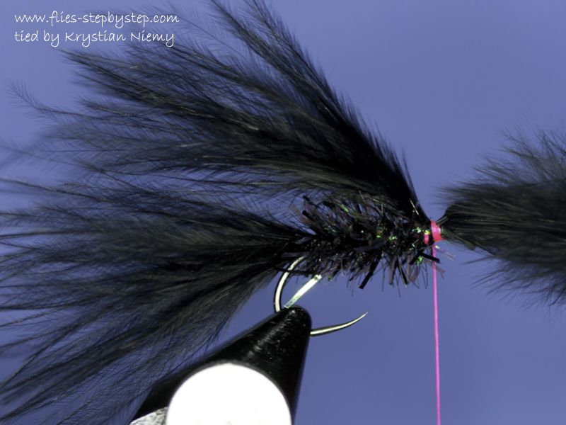 Black Booby Lake Fly Pattern How To Tie Fly Fly Tying Step By Step Patterns Amp Tutorials